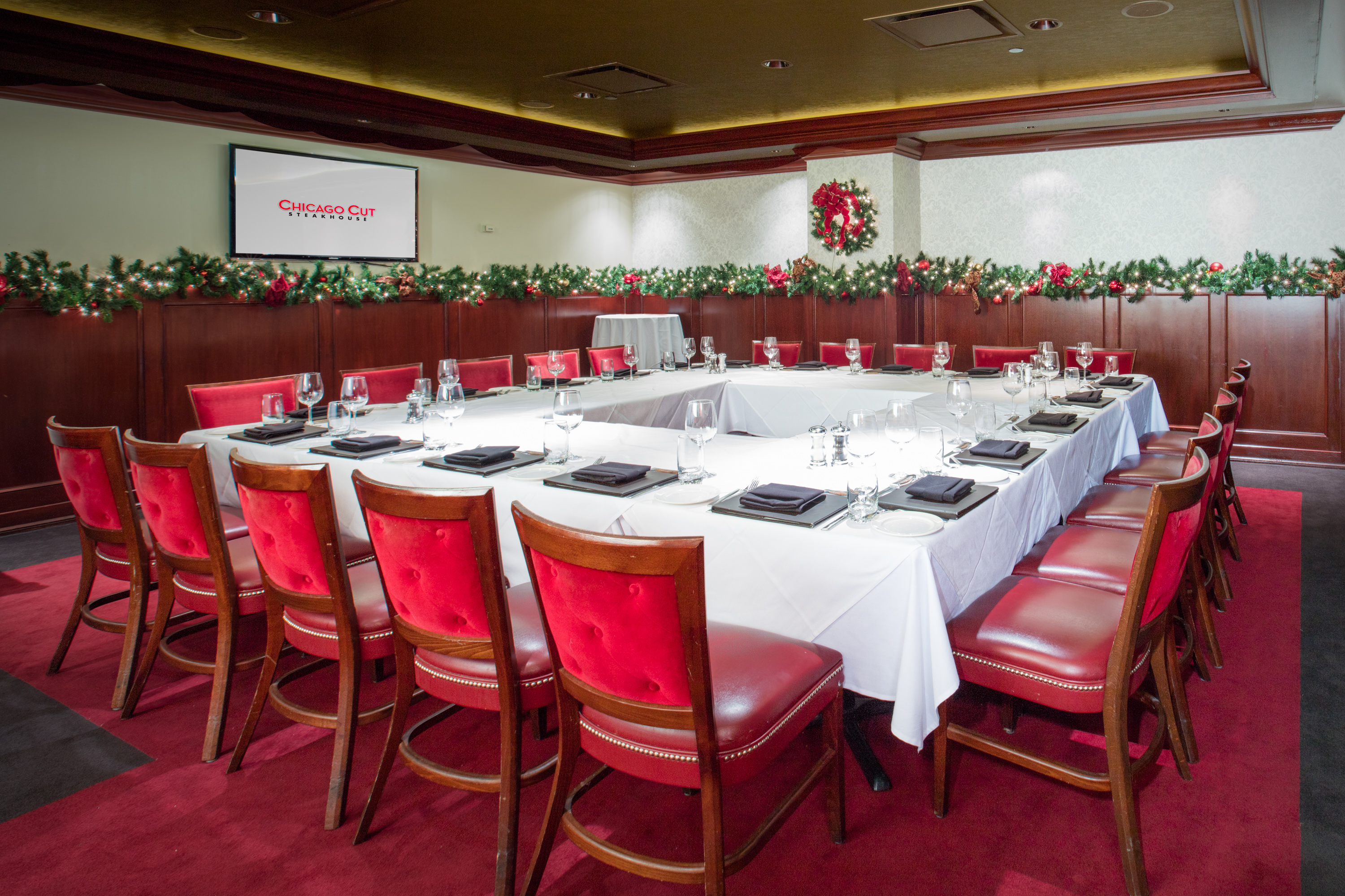 Chicago Cut Steakhouseprivate Dining Chicago Cut Steakhouse