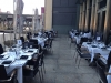 Patio Banquet Set Up